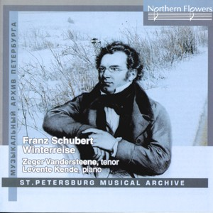 Schubert - Winter Journey - Winterreise-Vocal and Piano-St. Petersburg Musical Archive