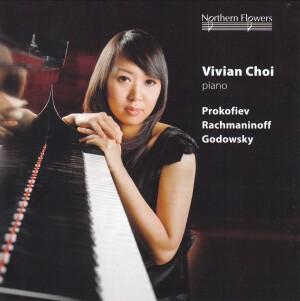Vivian Choi, piano - Prokofiev, Rachmaninov, Godowsky-Piano-Chamber Music