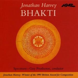 Jonathan Harvey - BHAKTI-Chamber Ensemble-Chamber Music