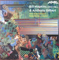 Bill Hopkins & Anthony Gilbert - Sensation & other works-Voices and Orchestra-Vocal Collection