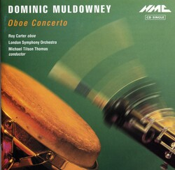 Dominic Muldowney - Oboe Concerto-Oboe-Instrumental