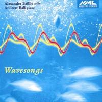 Wavesongs - Alexander Baillie, cello/ Andrew Ball, piano-Piano and Cello-Instrumental