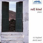 Rolf Hind, piano - David Sawer/ Vic Hoyland-Piano-Instrumental