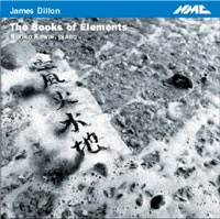 James Dillon - The Book of Elements-Piano-Instrumental