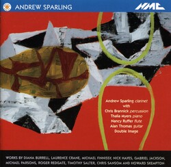 Andrew Sparling - New works for clarinet-Clarinet-Instrumental