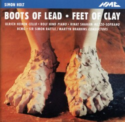 Boots of Lead - Simon Holt-Vocal and Piano-Vocal Collection