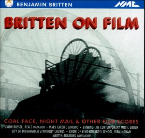 Britten on Film - Coal Face, Night Mail and other Film Scores-Popular Classical Music Melodies-Movies