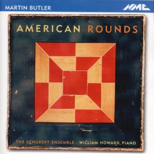 Martin Butler: American Rounds-Chamber Ensemble-Chamber Music
