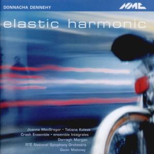 Donnacha Dennehy - ELASTIC HARMONIC-New Music-Electronic
