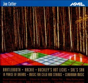 Joe Cutler - Bartlebooth-Vocal and Piano