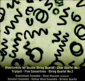 Colin Matthews - Divertimenti-Chamber Orchestra-Chamber Music