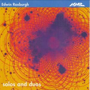 Edwin Roxburgh: Solos and Duos-Viola