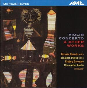 Morgan Hayes - Violin Concerto-Chamber Ensemble