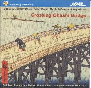Crossing Ohashi Bridge - Goldberg Ensemble - Malcolm Layfield-Horn