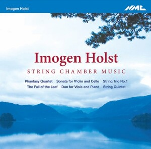 IMOFEN HOLST - String Chamber Music - Court Lane Music