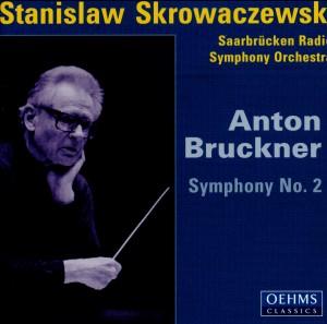 Stanislaw Skrowaczewski: Anton Bruckner: Symphony No. 2-Orchestra-The Great Composers