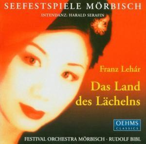 Franz Lehár - Das Land Des Lächelns - Seefestspiele Mörbisch - Rudolf Bibl-Operetta-Operetta Collection