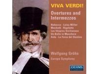 Viva Verdi! Overtures & Intermezzos-Orchestral Works