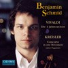 Benjamin Schmid: Vivaldi / Kreisler / Paganini: The Four Seasons / Concerto in one Moment-Violin