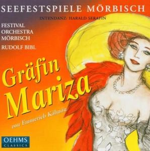 E. Kálmán: Gräfin Mariza -INTENDANT HARALD SERAFIN - Mörbisch Festival Orchestra, Rudolf Bibl-Operette-Operetta Collection