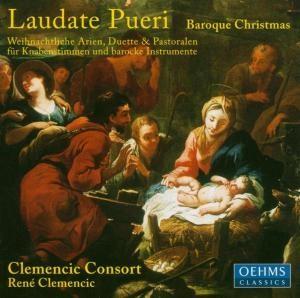 Clemencic Consort: Laudate Pueri - Baroque Christmas-Christmas Music-Baroque