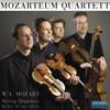 Mozarteum Quartett: W.A. Mozart: String Quartets KV421, KV465, KV80-Quartet