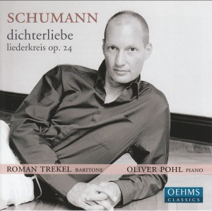 Robert Schumann - Dichterliebe / Liederkreis Op.24...-Vocal Collection