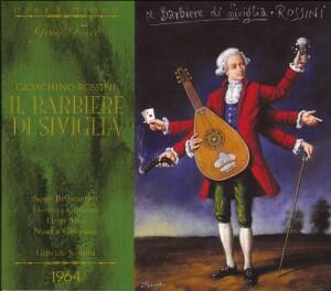 IL BARBIERE DI SIVIGLIA - ROSSINI-Opera