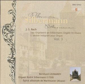 A Silbermann Orgel