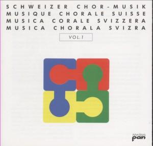 Schweizer Chormusik (Vol.1) - Various-Choir-Sacred Music