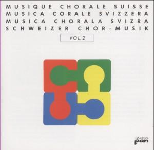 Schweizer Chormusik (Vol.2) - Various-Choir-Sacred Music
