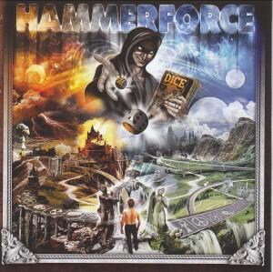 Hammerforce - Dice power metal-Songs-Power Metal