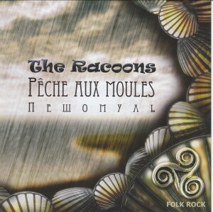 The Racoons - Pêche aux Moules (Peshomul')-Songs-Folk -Rock