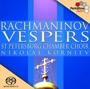 Rachmaninov: Vespers, Op. 37-Choral Collection