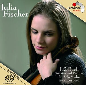J.S. Bach: Sonatas and Partitas for Solo Violin, BWV 1001-1006 - Julia Fischer-Violin-Instrumental