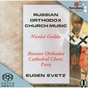 Russian Orthodox Church Music -Voices