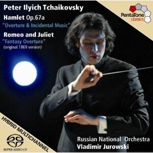 P.I.Tchaikovsky - Hamlet - Overture and Incidental Music, Op.67a / Romeo and Juliet - Fantasy Overture -Ballet Music