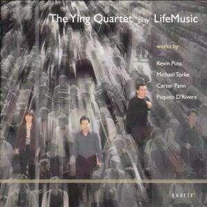 The Ying Quartet play LifeMusic -Quartet