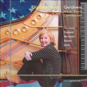 GERSHWIN - NEW YORK CONNECTIONS - Elizabeth Hayes, piano-Piano-Instrumental