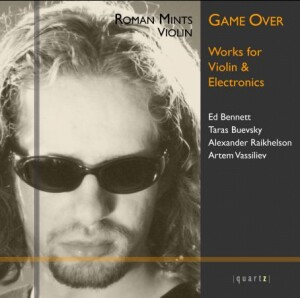 GAME OVER - Roman Mints, violin - Wors for Violin & Electronics-Violin-Electronic