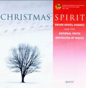 CHRISTMAS SPIRIT - National Youth Orchestra of Wales-Christmas Music-Christmas Music