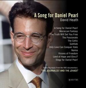 A SONG FOR DANIEL PEARL - David Heath-Saxophone
