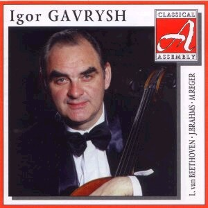 Igor Gavrysh - L. van Beethoven, J. Brahams, M. Reger - Sonatas for piano and cello-Piano and Cello-Classical Assembly