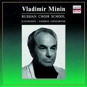 Vladimir Minin- G. V. Sviridov : Pushkin's Garland.-Russian Choir Shool-Talents of Russia