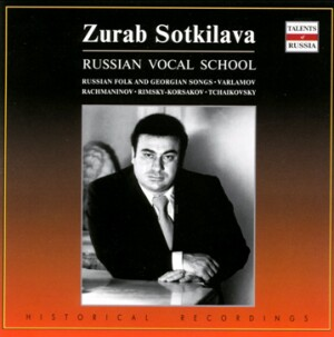 Zurab Sotkilava - Russian Folk and Georgian Songs: Varlamov / P.I. Tchaikovsky / Rachmaninov / etc ...-Russian Vocal School-Talents of Russia
