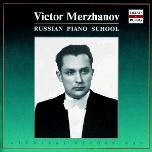 Victor Merzhanov, piano - Brahms -Paganini Variations -  Liszt - Grand Etudes on Paganini-Piano-Russian Piano School