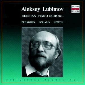 Aleksey Lubimov, piano: Prokofiev - Piano Concerto No. 1 - Scriabin - Five Preludes for piano, Op.74-Piano-Russian Piano School