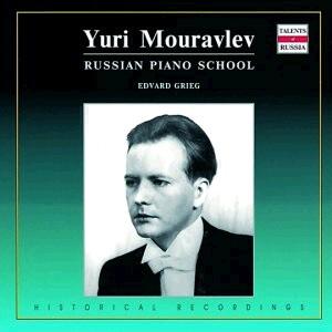 Yuri Mouravlev, piano: E. Grieg - Piano Concerto:  State Symphony Orchestra of the USSR - Karl Eliasberg, conductor -Piano-Russian Piano School