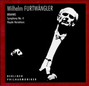 Wilhelm Furtwängler - Brahms: Symphony No. 4, Op. 98 / Haydn Variations, Op. 56a-Orchestra-Furtwangler