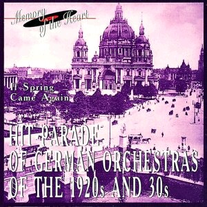 Hit-Parade of German Orchestras of the 1920s & 30s-Orchestra-Jazz